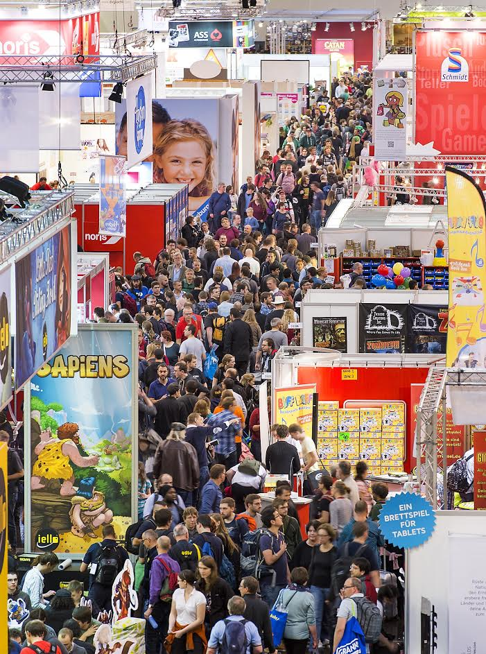 Internationale Spieltage SPIEL in Essen
